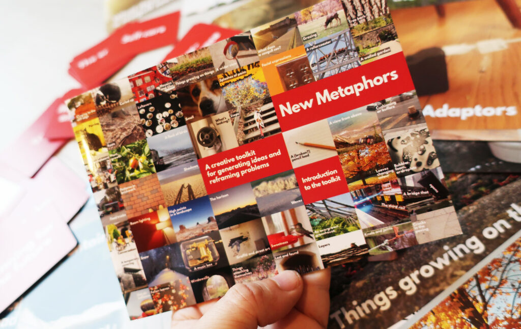 New Metaphors introduction booklet