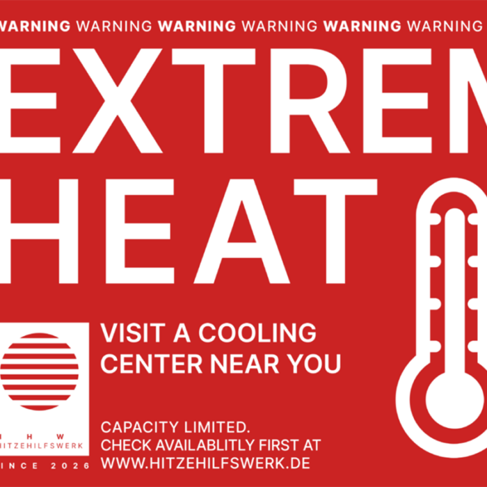 Extreme Heat: Visit a cooling centre near you